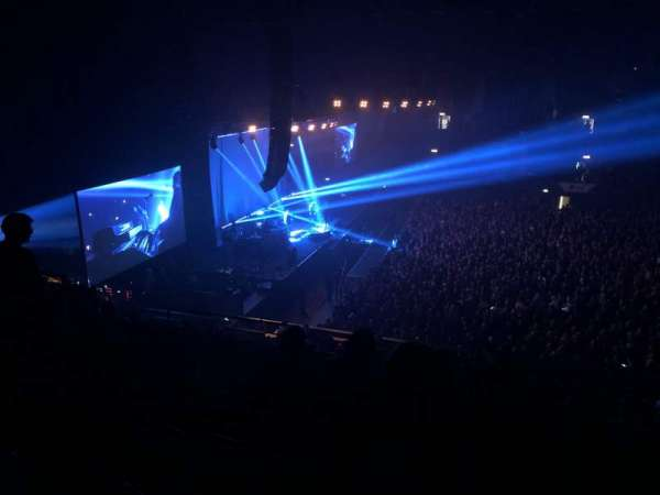 SSE Arena, Wembley, section: S5, row: S, seat: 48