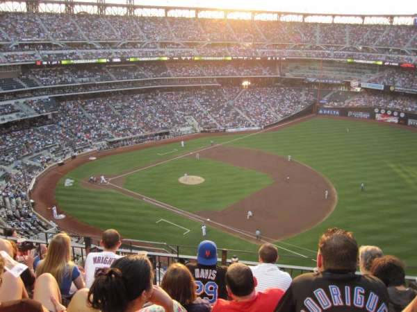 Citi Field, section: 504, row: 5, seat: 12