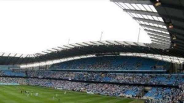Etihad Stadium (Manchester), section: 221, row: E, seat: 583