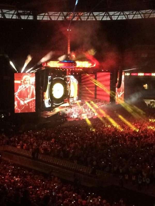 Wembley Stadium, section: 225, row: 10, seat: 256
