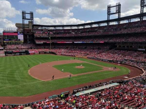 Busch Stadium, section: 259, row: 1, seat: 9