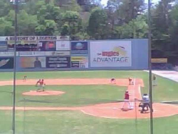 McCormick Field, row: 5