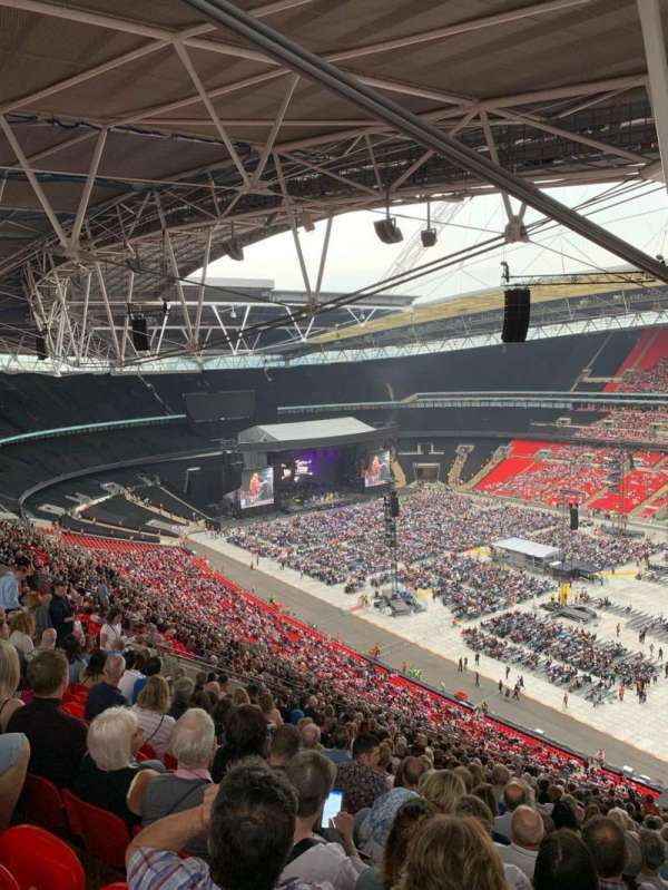 Wembley Stadium, section: 521, row: 30, seat: 230