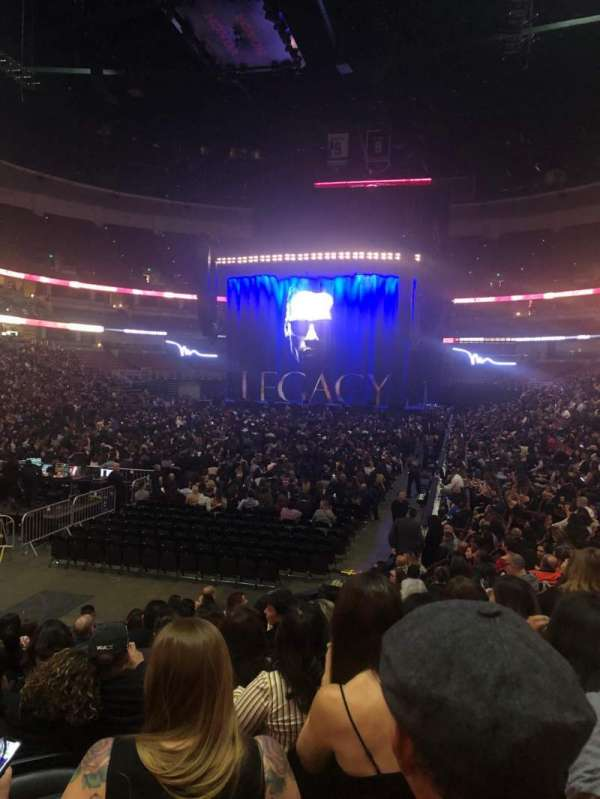Honda Center, section: 227, row: M, seat: 8