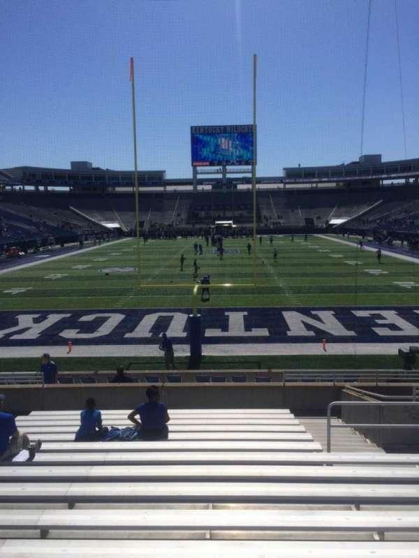 Kroger Field, section: 16, row: 17, seat: 15