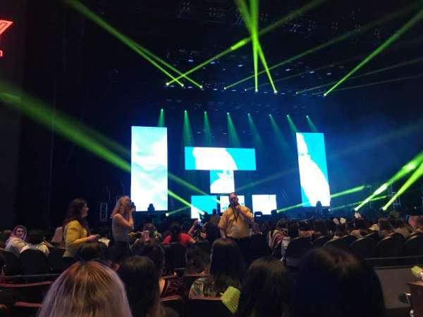 Smart Financial Centre, section: 102, row: P, seat: 21