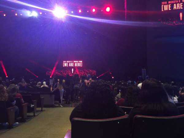 Smart Financial Centre, section: 104, row: T, seat: 1