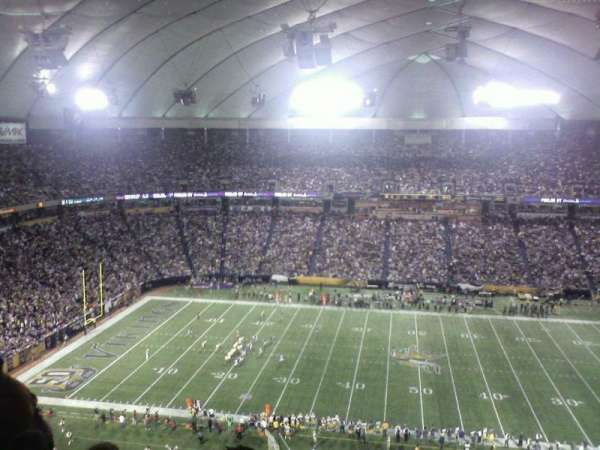 Mall of America Field, section: 230, row: 29, seat: 24