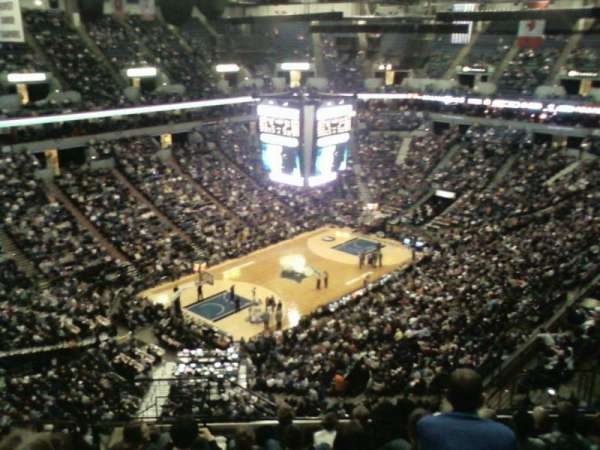 Target Center, section: 236, row: S, seat: 17