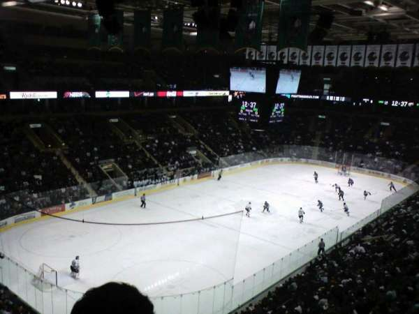 Ralph Engelstad Arena, section: 311, row: F, seat: 16