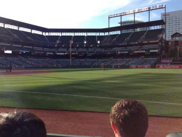 Oriole Park at Camden Yards, section: 12, row: 2, seat: 6