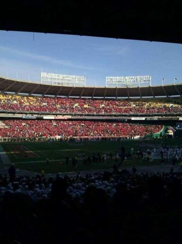 Rfk Stadium, section: 113, row: aa, seat: 13