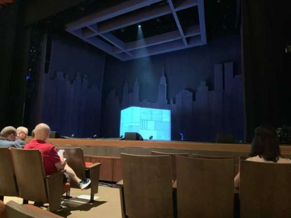 Knight Theater, section: ORCH R, row: C, seat: 103