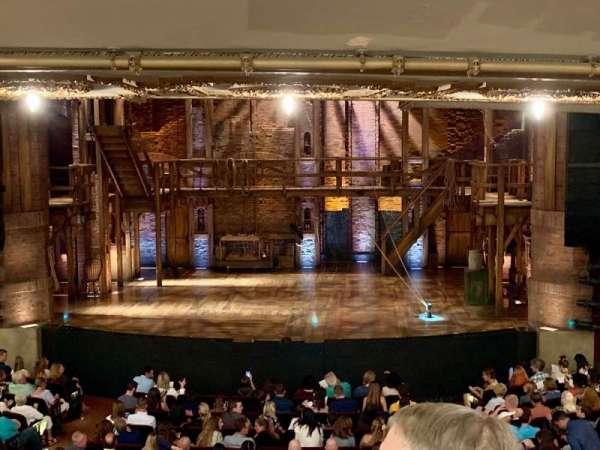 CIBC Theatre, section: Dress Circle LC, row: C, seat: 207