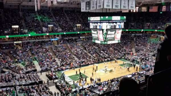 BMO Harris Bradley Center, section: 404, row: K, seat: 4