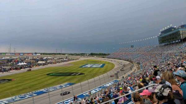 Chicagoland Speedway, section: 442, row: 28, seat: 12