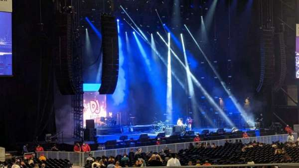 American Family Insurance Amphitheater, section: 208, row: 3, seat: 8