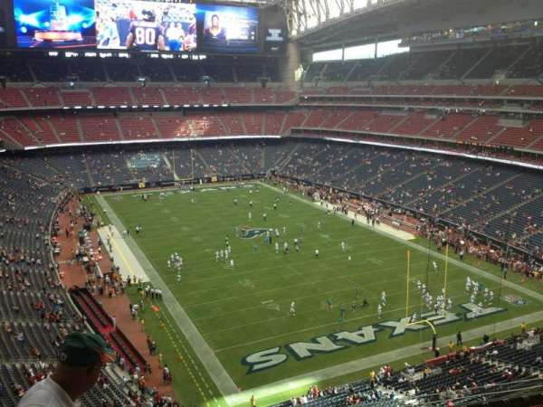 NRG Stadium, section: 524, row: L, seat: 22
