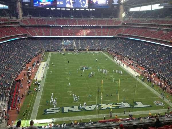 NRG Stadium, section: 522, row: L, seat: 20