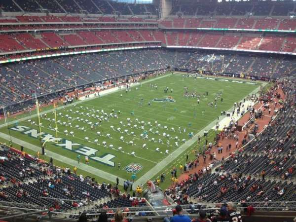 NRG Stadium, section: 516, row: J, seat: 12