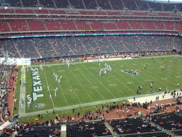 NRG Stadium, section: 512, row: K, seat: 12