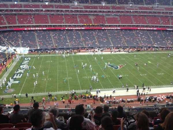 NRG Stadium, section: 510, row: M, seat: 22