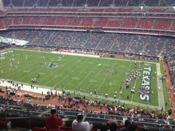 NRG Stadium, section: 504, row: M, seat: 23