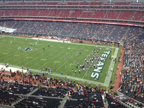 NRG Stadium, section: 503, row: J, seat: 19