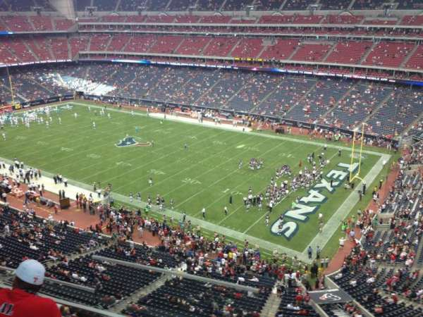 NRG Stadium, section: 502, row: J, seat: 21