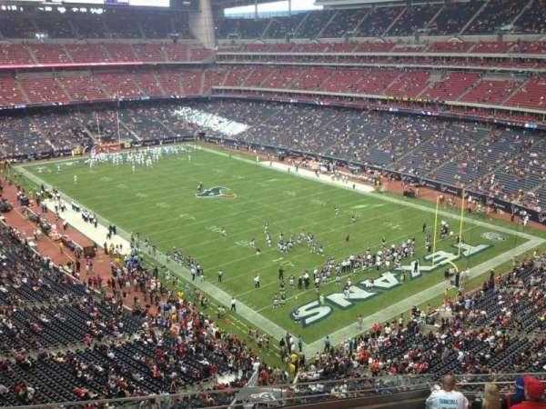 NRG Stadium, section: 552, row: J, seat: 16