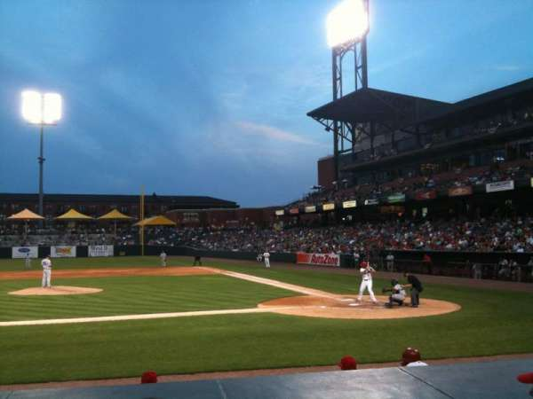 Autozone Park, section: 108