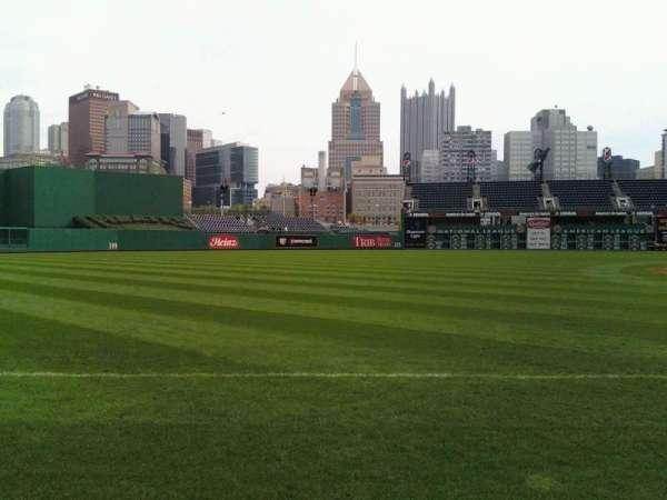 PNC Park, section: Field