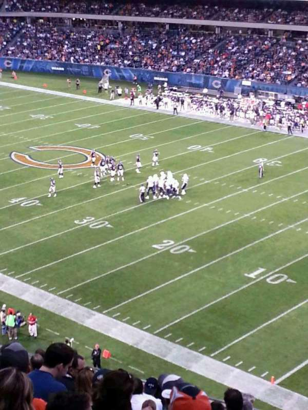 Soldier Field, section: 303, row: 15, seat: 18