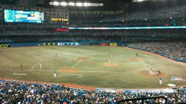 Rogers Centre, section: 228L, row: 5, seat: 102