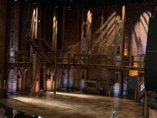 CIBC Theatre, section: Dress Circle Box 2, row: BX2, seat: 208