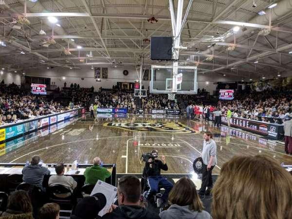 Athletics Center O'Rena, section: GA, row: GA, seat: GA