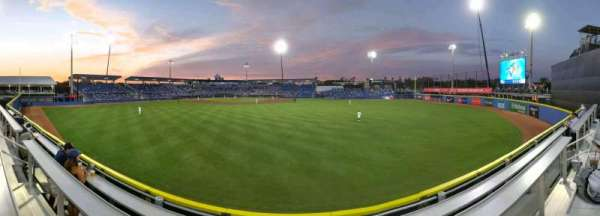 TD Ballpark, section: DRKRL2, row: DR3, seat: 13