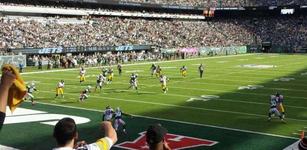 MetLife Stadium, section: 148, row: 11, seat: 1