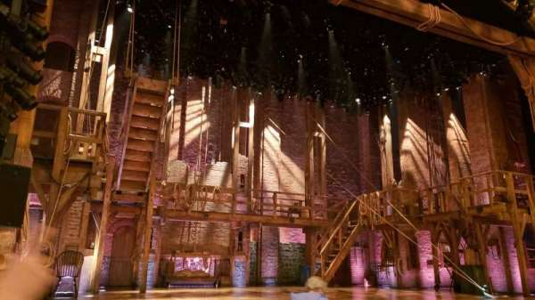 Richard Rodgers Theatre, section: Orchestra L, row: G, seat: 5