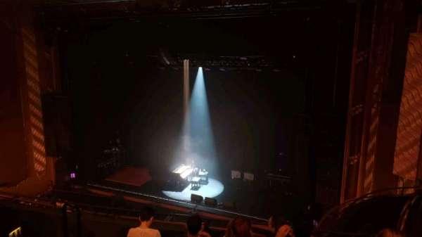Lunt-Fontanne Theatre, section: Front Mezzanine R, row: E, seat: 14