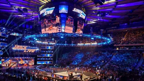 Madison Square Garden, section: 119, row: 14, seat: 12