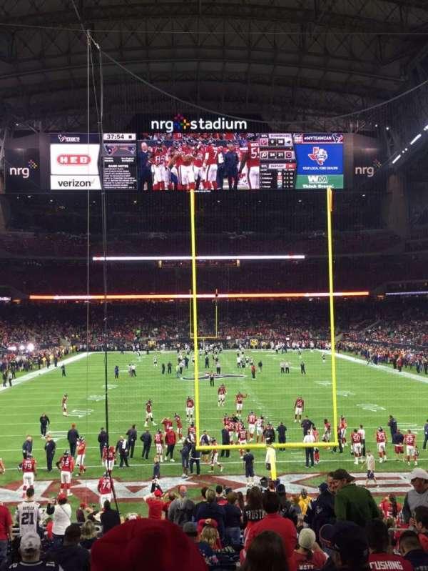 NRG Stadium, section: 117, row: Q, seat: 13