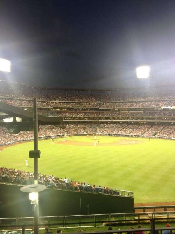 Citizens Bank Park, section: Bud Light Bleachers, row: 3, seat: 24