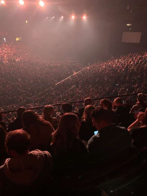 Allstate Arena, section: 213, row: E, seat: 26-27
