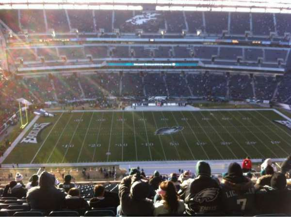 Lincoln Financial Field, section: 224, row: 24, seat: 10