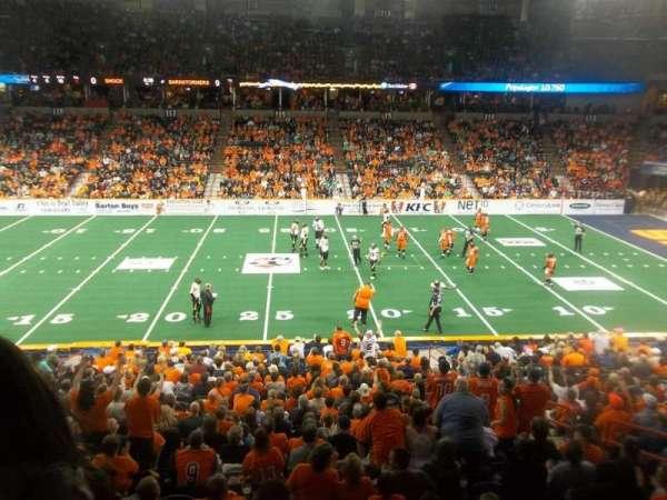 Spokane Arena, section: 104, row: K, seat: 10
