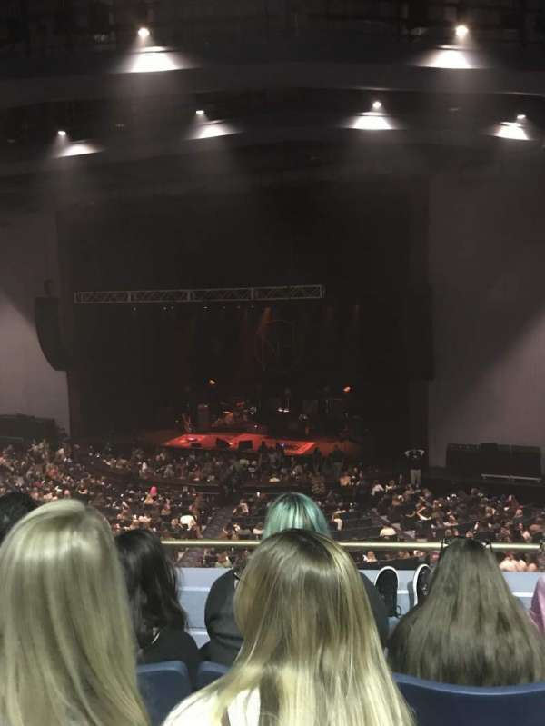 Rosemont Theatre, section: 204, row: C, seat: 5-6