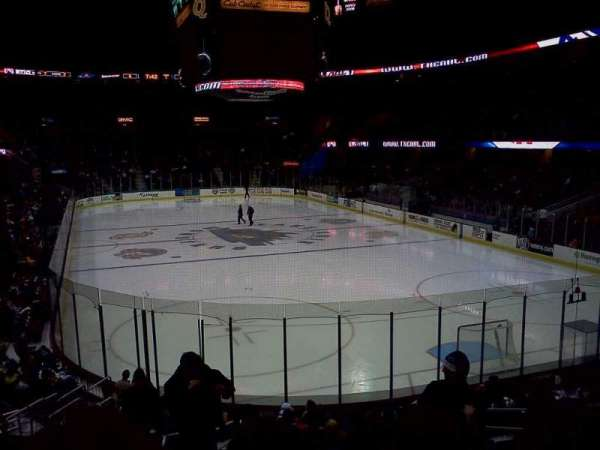 Rocket Mortgage FieldHouse, section: 115, row: 15, seat: 11