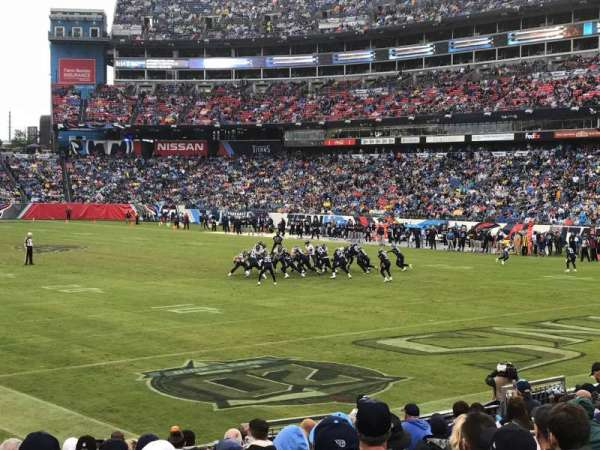 Nissan Stadium, section: 104, row: P, seat: 9