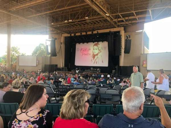 Ruoff Home Mortgage Music Center, section: G, row: J, seat: 21